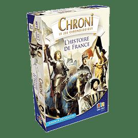 Boite 3D Chroni Histoire de France
