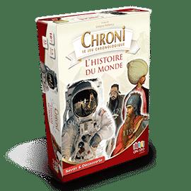 Boite 3d Chroni Histoire du Monde