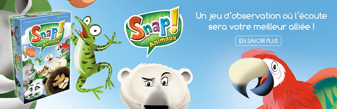 Diaporama Snap Animaux