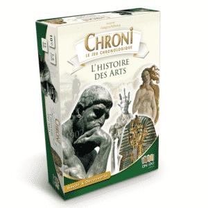 Boite Chroni Histoire des Arts