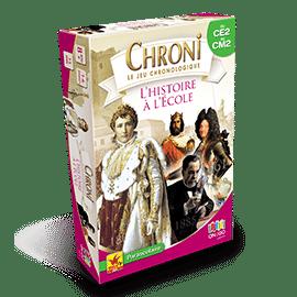 Boite Chroni Histoire Ecole