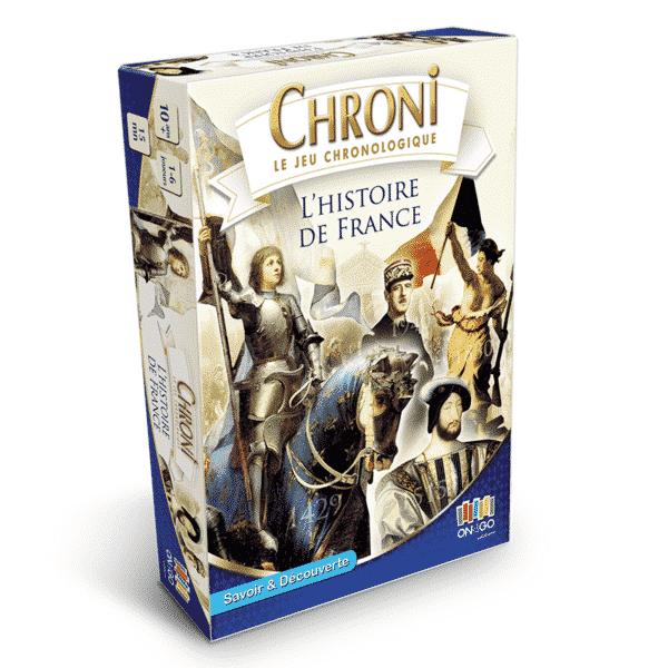 Boite Chroni Histoire de France