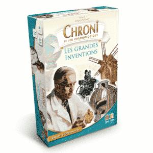 Boite Chroni Les Grandes Inventions