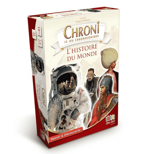 Boite Chroni Histoire Monde